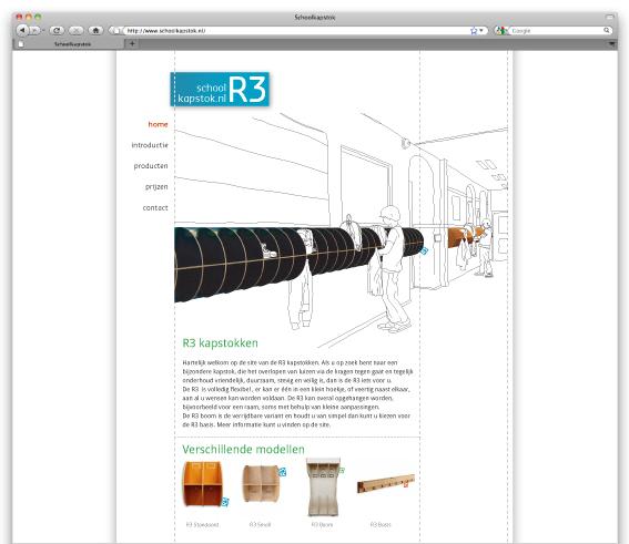 19273 Website presentatie R3 P3-1 lijn